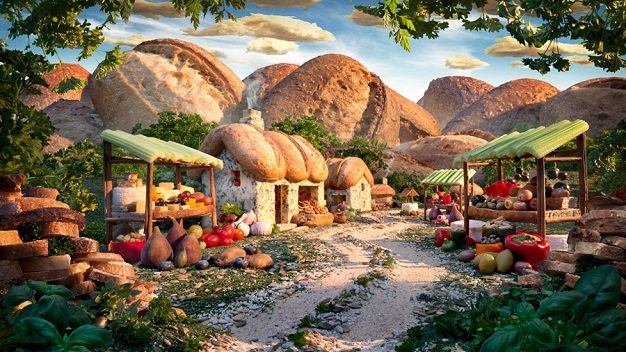 Bread-Village